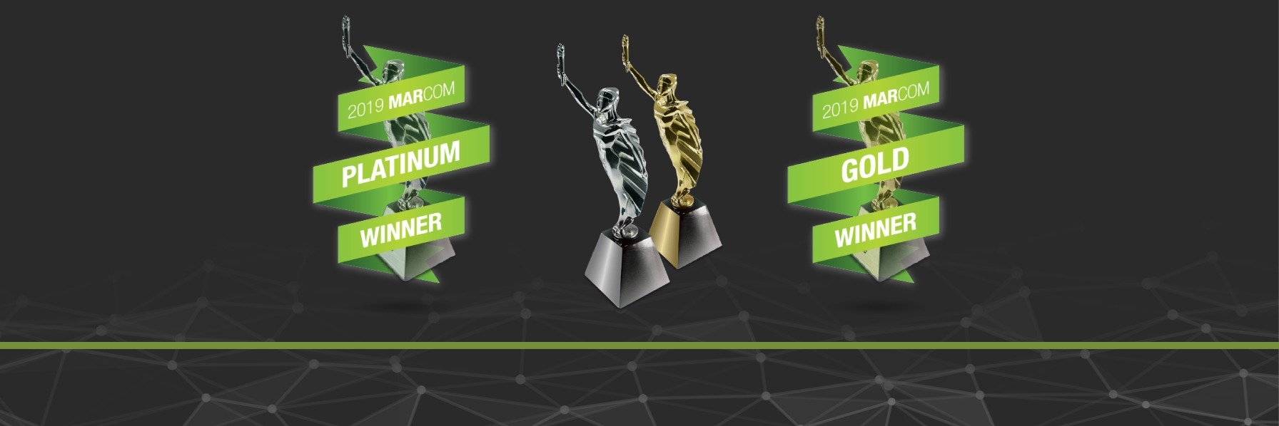 FiG Takes Home 3 MarCom Awards