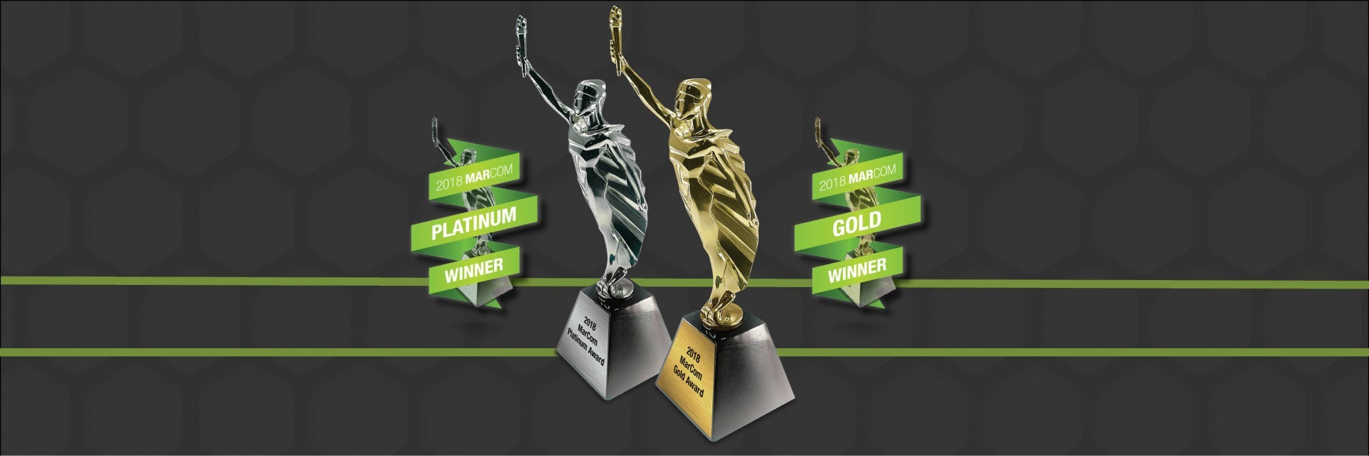 FiG Takes Home 4 MarCom Awards