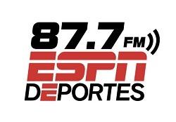 87.7 ESPN Deportes Radio