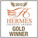 2012 Hermes Award Gold Winner
