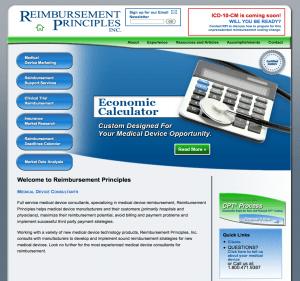 The origianl RPI branded website.