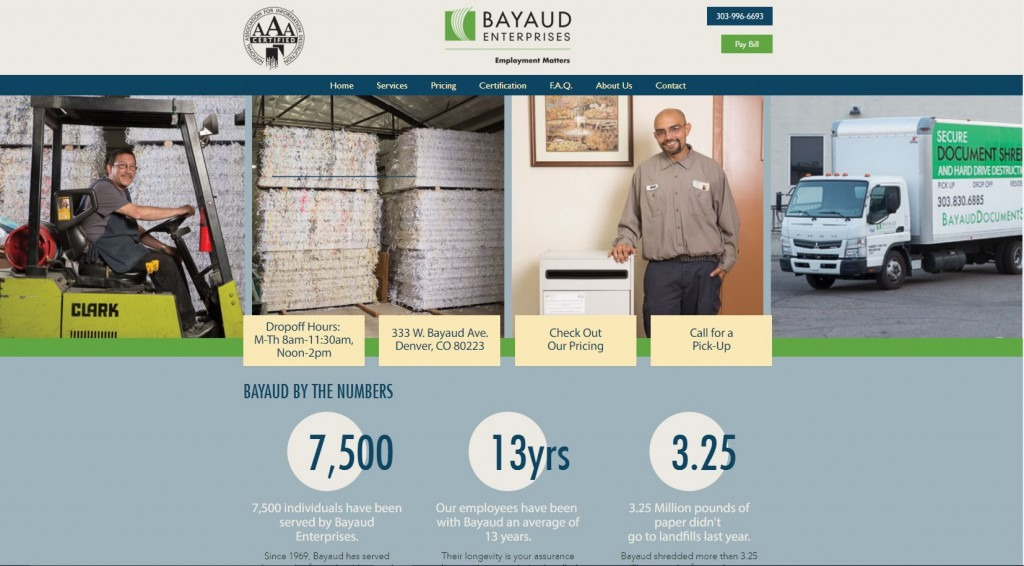 bayaud document shredding