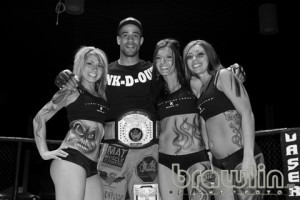 Lucky Strike Ring Girls