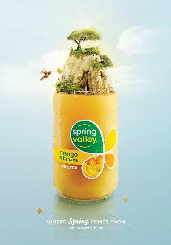 spring valley fruit package