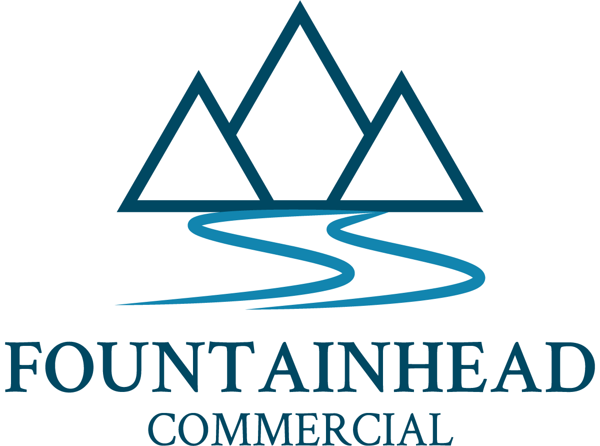 The official logo for Fountainhead Commercial.