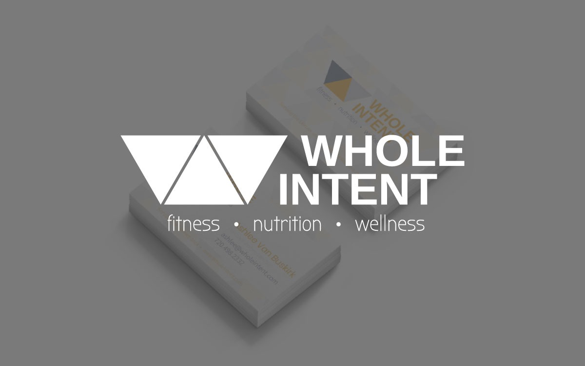 Whole Intent Logo and Branding