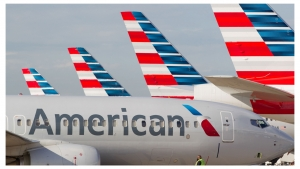 American Airlines - New Brand Identity, New Ad