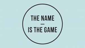 What's In A Name: Brand Naming Tips