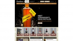 Case Study: Davidsons Liquors Website
