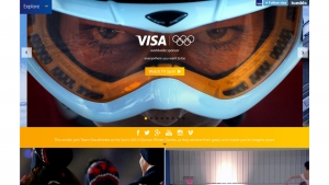 Visa Olympic Paid Search Campaign May Be On To Something