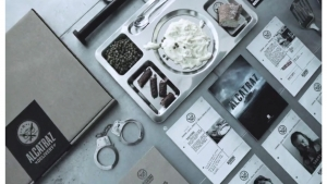 Ad of the Month - Alcatraz Delivery