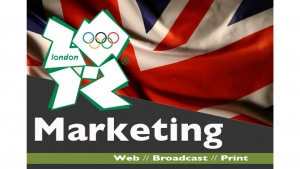 Global, Social, and Integrated Marketing - Marketers Handshake at the Olympic Games