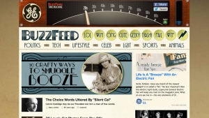 Ad of the Month – GE Gets Nostalgic With Buzzfeed
