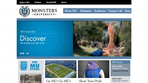 Ad of the Month - Monsters University