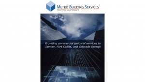 Metro Building Services:  Branding & Website Development