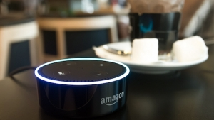 Advertising on Amazon's Echo and Dot